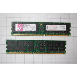 RAM- DIMM 2 UNIT Kingston KTH DL358/4GB DDRPC3200