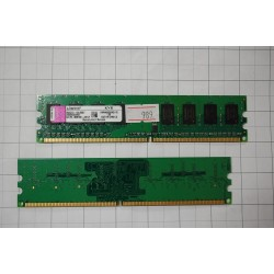 RAM-DIMM Kingston KVR400D2N3/1G DDR2 (PC2 5300)
