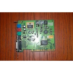 Sound Card Sound Blaster CT4700