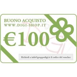 Du chèque cadeau 100 euros
