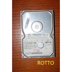 30 GB Maxtor 53073U6 (not working)