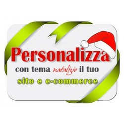 Θέμα Χριστουγέννων για Joomla ή Prestashop