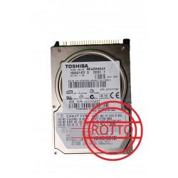 Toshiba MK4026GAX 40 GB