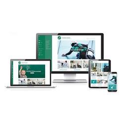 Ad-hoc-Website Grafiken