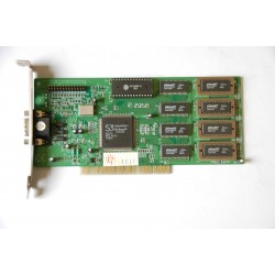 S3 Virge DX Video Card